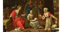 "Homily: ""On Mary and Martha"""